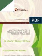 materializacion prevision social