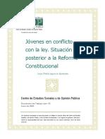 jovenes en conflicto con la ley posterior a la reforma.pdf