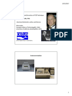 Lect 5 PCR and DNA techniques