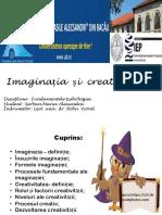 imaginatia si creativitatea