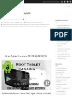 Root Tablet Canaima TR10RS1:TR10CS1 - PubliVenezuela Blog