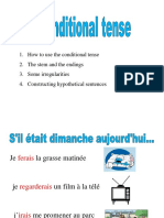 Le Conditionnel PPT