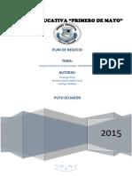 PROYECTO CREACION DE MERMELADA FINAL