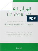 Aldeeb Sami - Le Coran-2008