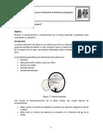 Practica 7 Antenas Básicas II Helicoidal y Parabolica