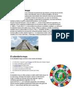 La civilización maya