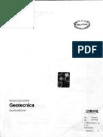 1,_ Renato Lancellotta Geotecnica. Quarta edizione K _ D CORSO GTEC- 6 o (7) INGEGNERIA. Sezione n. 9