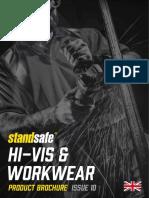 Standsafe Hi-Vis and Workwear