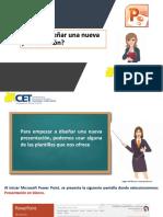 1 - Cómo Diseñar una Nueva Presentación (1)