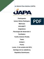 tarea 1 y 2 de psicologia uapa 2