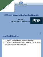 Lecture 4 Nanomaterials(1)