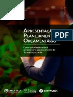 Apresentação do Planejamento Orçamentário E-book