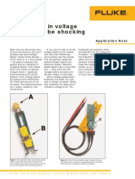 Differences in Voltage Tester Can Be Shocking