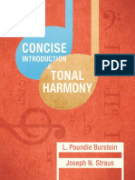 Concise Introduction to Tonal Harmony-W. W. Norton & Company (2016)