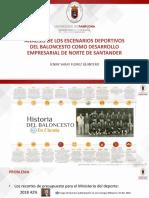 Trabajo de  investigación - ANALISIS DE LOS ESCENARIOS DEPORTIVOS DEL BALONCESTO.pptx