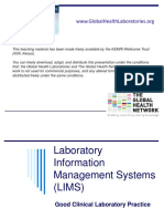 Module_13_GCLP_LABORATORY_INFORMATION_MANAGEMENT_SYSTEM.ppt