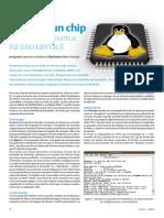 Linux en un chip