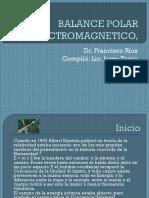 28 Balance Polar Electromagnetico -Dr Francisco Rios-