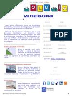 Cosas Tecnologicas y Productos Tecnológicos