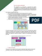 Cuestionario básico de evaluación de impactos