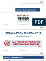PPT Exam Rules 2017(1)