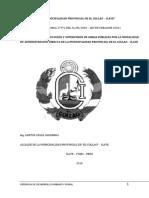 DIRECTIVA Nº 001 ILAVE A-5