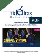Manual de Estudiante Fidelitas