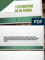 English Literature Teaching in China