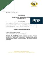Certificación Teyuna