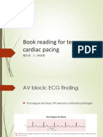 Book reading (AV block) (1081105)(林冠霖).ppt
