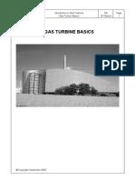 01 GAS TURBINE Basics
