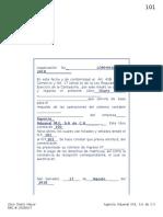 folios Vertical- Diario -Mayor