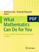 What mathematics can do for you.pdf