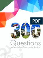 300 Question Booklet June 2016