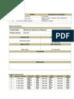 RDServiceWindows Release Note