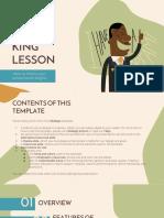 Martin Luther King Lesson by Slidesgo.pptx