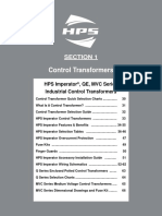 Control Transformers-HPS