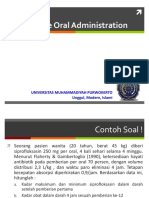Multiple Oral Administration.pptx