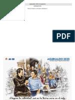 Aguinaldo 2020 TEXTO COMPLETO