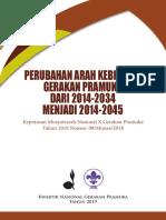 ARAH KEBIJAKAN GP 2014-45 OK