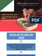 FISIOPATOLOGIA EPOC