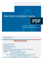 BFP Hyd Coupling