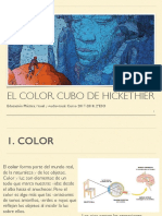 El Color, Cubo de Hickethier- 2º ESO