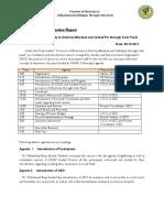 Project Orientation Report-GEO