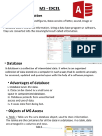 ms access fle
