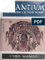 Byzantium the Empire of New Rome (Cyril Mango).pdf