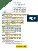 Correction Examen Comptabilite Analytique