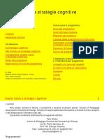 Analisi Visiva E Strategie Cognitive (Manuale) - Erickson