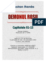 [V1.0] G.renee - Demonul Rosu - - Unknown