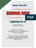 [V1.0] G.renee - Demonul Rosu - - Unknown